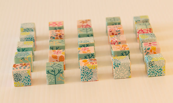 Micro Diy Washi Tape Paper Weights Or Photo Props