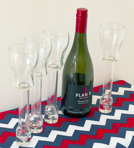 Bogan Wine Glass 2