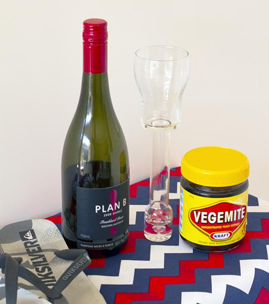 Bogan Wine Glass
