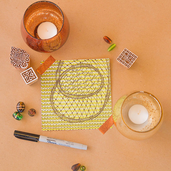 Zentangle-Craft-Test-2