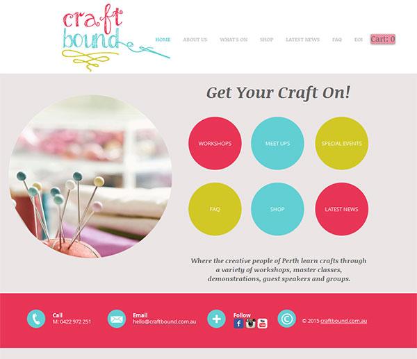 CraftBound