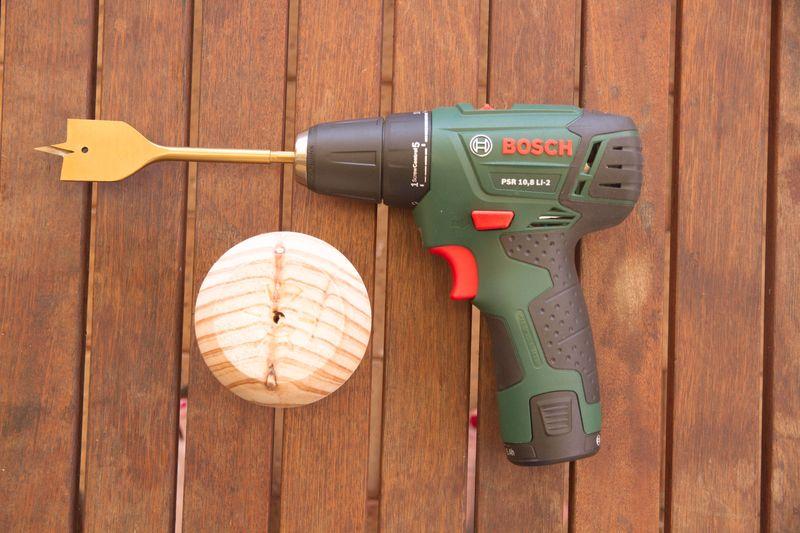 Succulent Wood Planter-2
