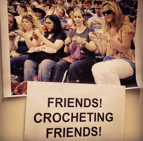 Crochet-Friends