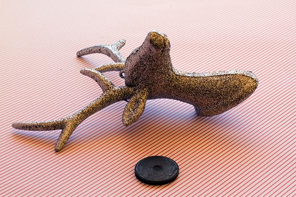 Stag-Christmas-Fridge-Magnet-3