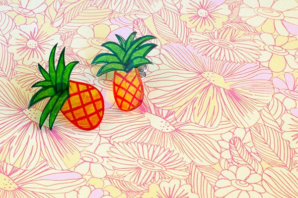 Pineapple-Earrings-5