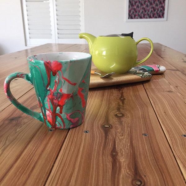 Diy nail polish mug or banana holder solutioingenieria Images