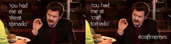 Craft-tornado